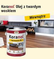 Koranol® Olej z twardym woskiem