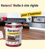 Koranol® Huile à cire rigide
