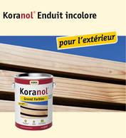 Koranol® Enduit incolore