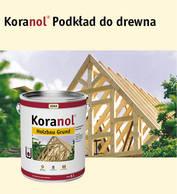 Koranol® Holzbau Grund (podkład do drewna)