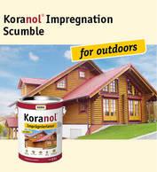 Koranol® Impregnation Scrumble