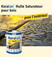 Koralan® Huile pour bois