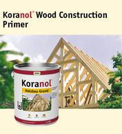 Koranol® Wood Construction Primer