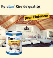 Koralan® Cire de qualité
