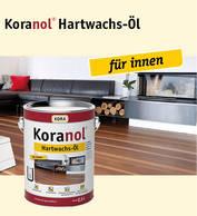 Koranol® Hartwachs-Öl