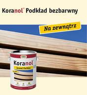 Koranol® Grund Farblos (podkład bezbarwny)