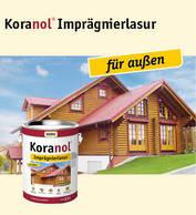 Koranol® Imprägnierlasur