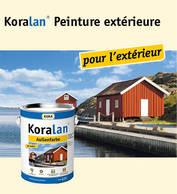 Koralan® Peinture extérieure