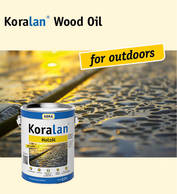 Koralan® Wood Oil