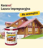 Koranol® Imprägnierlasur (lazura impregnacyjna)