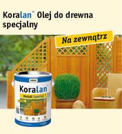Koralan® Holzöl Spezial (olej do drewna specjalny)