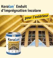 Koralan® Enduit d'imprégnation incolore