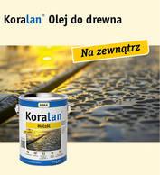 Koralan® Holzöl (olej do drewna)