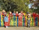 Kindergartenzaun