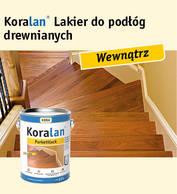Koralan® Parkettlack (lakier do podłóg drewnianych)