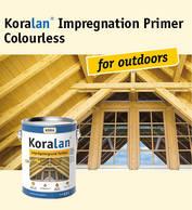 Koralan® Impregnation Primer Colourless