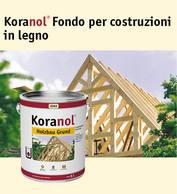 Koranol® Holzbau Grund (fondo per costruzioni in legno)