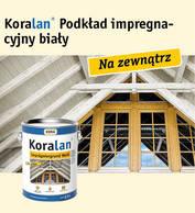 Koralan® Imprägniergrund Weiß (podkład impregnacyjny biały)