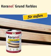 Koranol® Grund Farblos