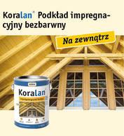 Koralan® Imprägniergrund Farblos (podkład impregnacyjny bezbarwny)