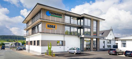 Kora neuer Standort