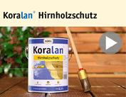 Film instruktażowy Koralan® Hirnholzschutz