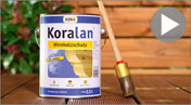 Koralan® End Grain Wood Protection