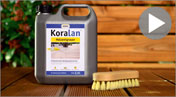 Koralan® Grey Wood Renovator