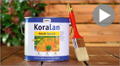 Koralan® Wood Oil Special