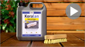 Koralan® Wood Cleaner